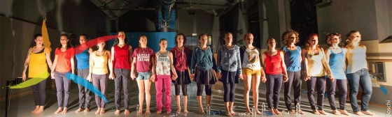 Teen can dance performance di Alessandra Costa